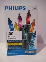 philips indoor outdoor 100 multi mini lights 7 colors