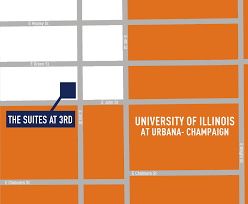 the suites at third student housing champaign il just steps to the uiuc campus