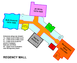 Montgomery Mall Map Regency Mall Map Images Reverse Search