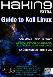 kali linux latest tutorial kali linux see what s new and get advanced skills with hakin9 s