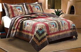 Cabin Bed Sets Rustic Cabin Bedding Sets Ideas Unusual Clearance Birdcages