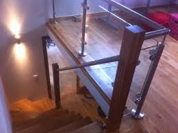 Andy Banister Some Of Our Balustrade Installations Steel And Glass Balustrades