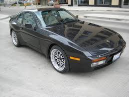 80s porsche models 1986 porsche 944 turbo black german cars i like pinterest
