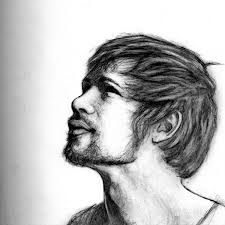 sketch of a guy by evilnumberthree on deviantart