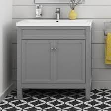 Slimline Vanity Units Bathroom Furniture by White Bathroom Furniture Grey Bathroom Furniture Grey Vanity