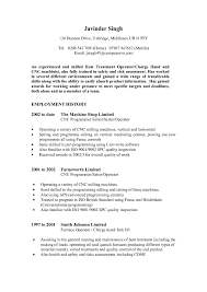 Sample Resume For Machine Operator Position by Machine Operator Duties And Responsibilities Resume Resume For