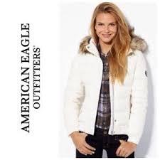 American Eagle Parka Women U0027s American Eagle Outfitters Fur Jacket On Poshmark