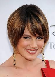 very short haircuts bangs for women