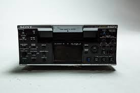 hdv cassette rent sony hvr m35e hdv dv mini dv recorder deck sharegrid