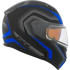 motocross helmet with shield ckx flex rsv lucas snow helmet with electric shield flip up
