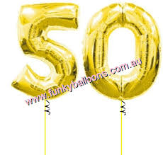 50 balloons delivered anniversary funky balloons brisbane qld helium balloon gift