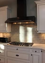 Best Brown Glass Subway Tile Backsplash Photos Home Decorating - Brown tile backsplash