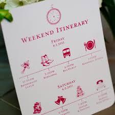 destination wedding itinerary welcomes dragonfly designs wedding wedding and wedding stationary