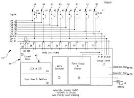 auto transfer switch wiring diagram kwikpik me