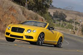 bentley yellow bentley continental gt v8 s convertible pictures bentley