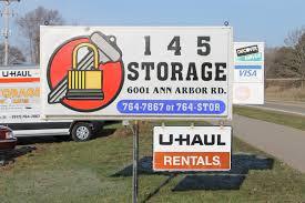 self storage jackson michigan indoor outdoor storage