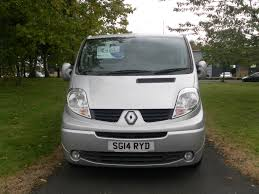 renault trafic dimensions renault trafic 2 0 sl27 sport dci air con bluetooth for sale