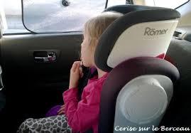 siege auto romer kidfix xp sict test le siège kidfix xp sict de britax römer cerise sur le berceau