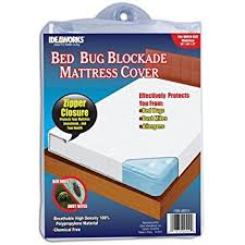 amazon com bed bug waterproof mattress cover zippered