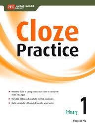 cloze practice primary 1 goguru