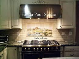 Kitchen Backsplash Tile Murals Tile Mural Backsplash Tile Murals For Kitchen For This Tile Mural
