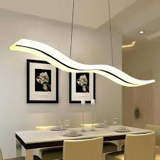 led dining room lighting light led dining room ceiling light
