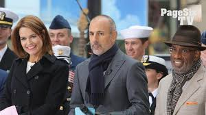 matt lauer spotted driving around the hamptons page six