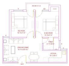 750 sq ft apartment floor plan valine