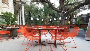Savannah Outdoor Furniture by Atlantic Adds Spice And Intimate Space To Savannah U0027s Starland