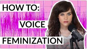feminization hair how to feminize your voice mtf transgender youtube