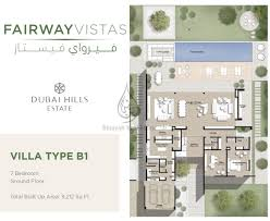fairway vistas villa type b1 7 bedroom floor plan jpg 2173 1776
