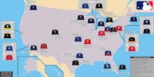 Kauffman Stadium Map Visit All 30 Mlb Stadiums Places To Go Pinterest Mlb