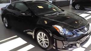 sold used 2010 nissan altima coupe v6 3 5 sr stock l15032a in