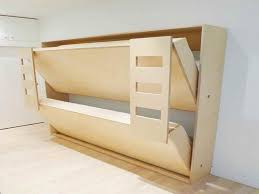 Two Bunk Beds Bedroom Inspiring Wall Wood Design With Two Bunk Bed Plus Wooden