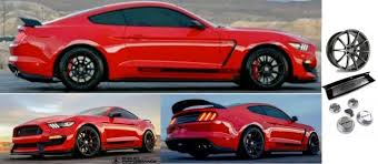 mustange shelby shelby teases styling pack for ford s mustang shelby gt350