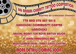 powys charity tattoo convention home facebook