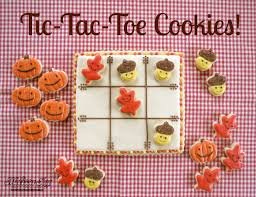 thanksgiving cookies to make and eat involvery