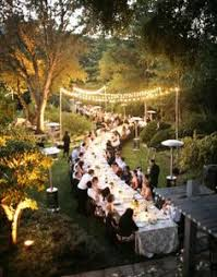Backyard Wedding Lighting 14 backyard wedding decor hacks for the most insta worthy nuptials