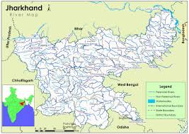 environment and geology assessment of the health of jharkhand rivers