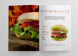 magasine cuisine 48 pages food magazine template on behance