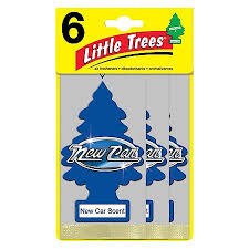 air freshener new car smell trees automotive air fresheners new car scent z6w 62089