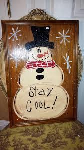 223 best snowman wood 2 images on pinterest christmas ideas