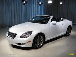 lexus white car picker white lexus sc
