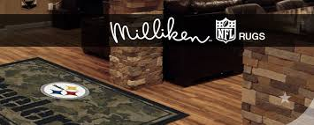 Nfl Area Rugs Milliken Nfl Team Rug Review Floors Flooring Carpet And More