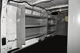 Ford Transit Connect Shelving by Upfit Products For 2015 Vans Adrian Steel