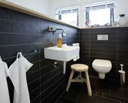 badezimmer schiefer fliesen statt naturstein schöner wohnen