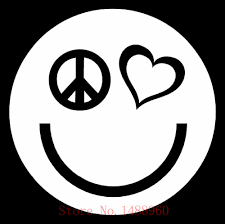 Home Decor Icon Online Get Cheap Peace Love Posters Aliexpress Com Alibaba Group