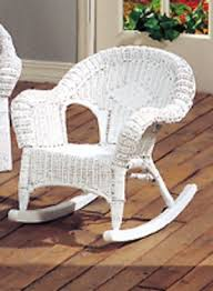 Childrens Rocking Chair Cushions Dining Room Gallery Of Childs White Wicker Chair Childrens Rocking
