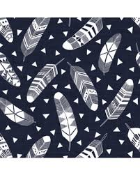 winter savings on crib sheet painted navy feathers fitted crib