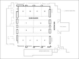 Orange County Convention Center Floor Plan Orlando Hotel Near Convention Center Renaissance Orlando At